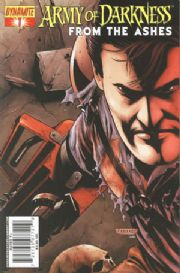 Army of Darkness #1 From the Ashes Neves Cover B